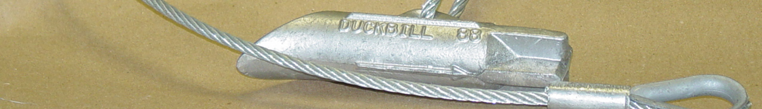 Nursery - Duckbill Earth Anchors
