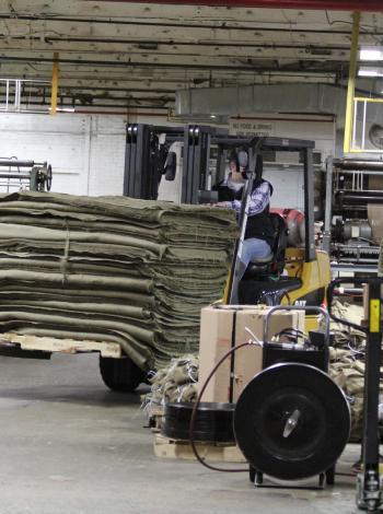 Burlap Warehouse