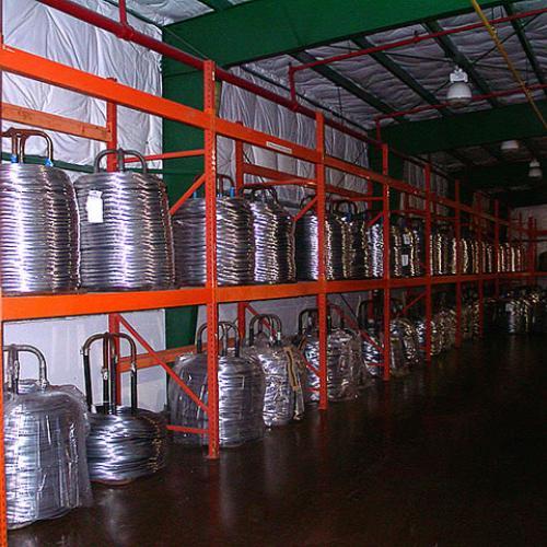 Wire Basket Storage